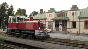 Nurmeksen asema 4.9.2013