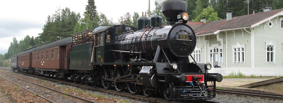 Steamrail – Höyryraide